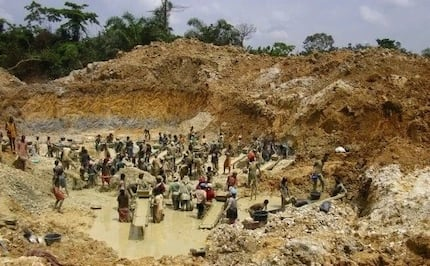 Armed security forces to be deployed to galamsey pits to enforce ban- Defense Minister
