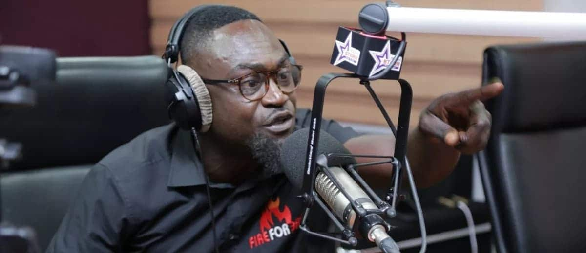 Top radio personalities in Accra