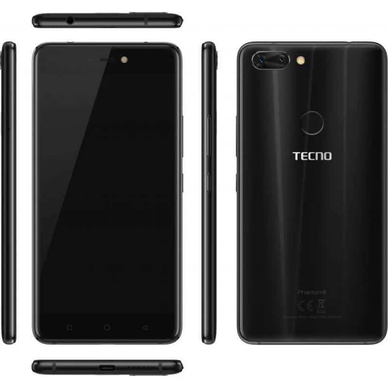 Tecno Phantom 8 price in Ghana, specs and review ▷ YEN COM GH