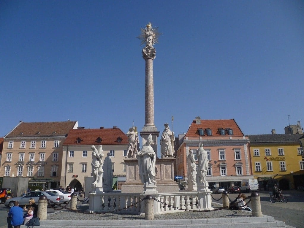 States in Austria List of popular cities in Austria List of names of cities in Austria