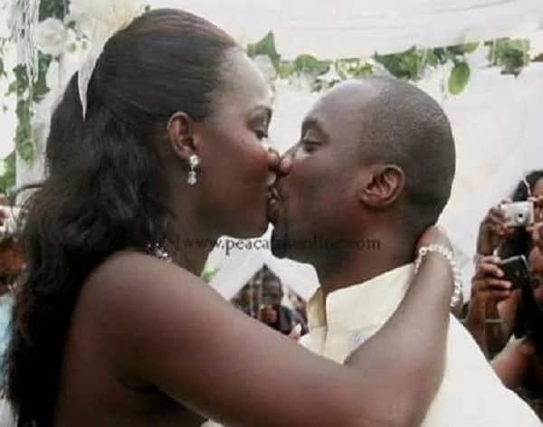 My marriage to Kwabena Kwabena has ended