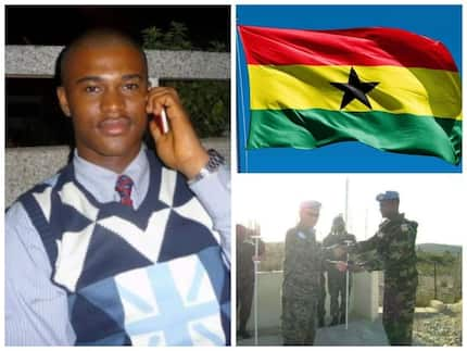 An ode to the late Captain Mahama: Army officer pens emotional thoughts