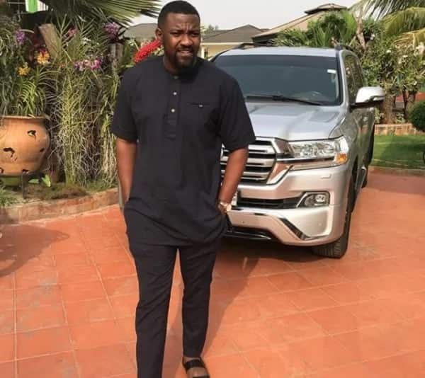 Photos: 9 powerful cars John Dumelo drives