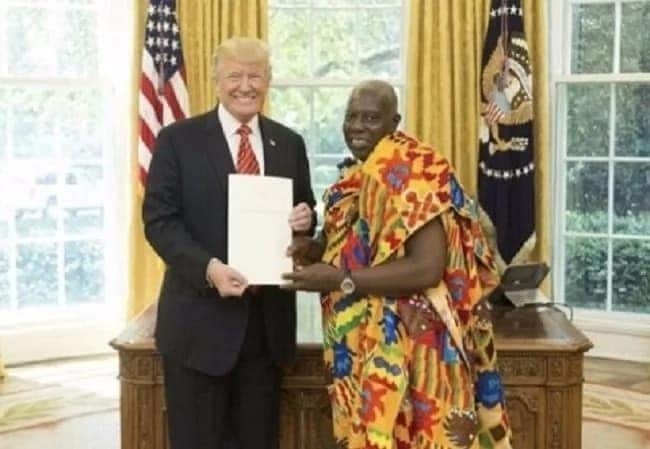 Meet the two Ghanaians who have been honored in the US