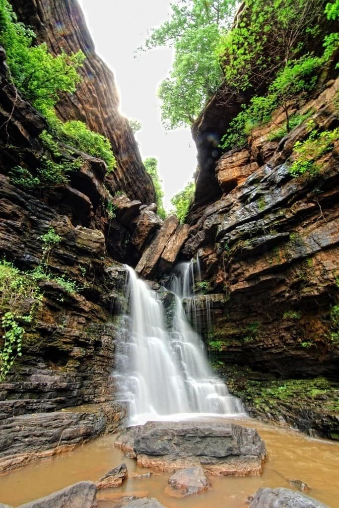 List of waterfalls in Ghana and their locations Akaa falls Waterfalls in Ghana