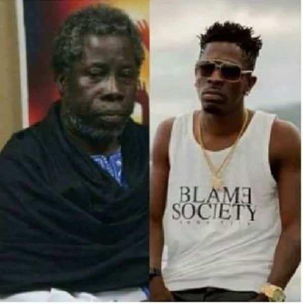 Nyame Somafo Yaw and Shatta Wale