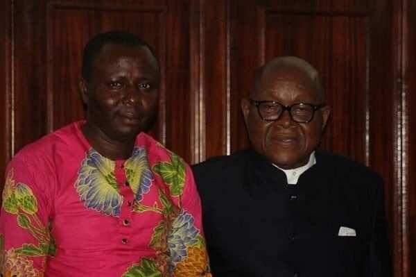 Prof. Mike Oquaye sets pregnant prisoner free