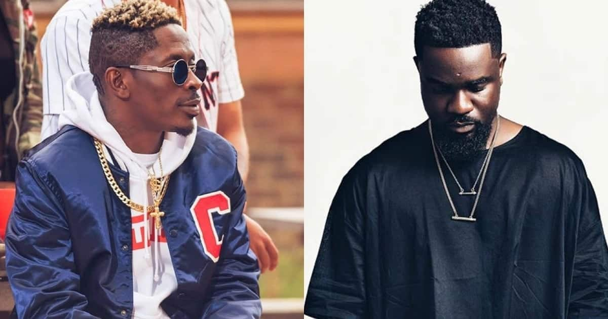 Highest maturity: Sarkodie emotionally promotes Shatta Wale during interview in latest video