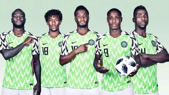 Nigeria's Super Eagles refuse to go back home after early exit of World Cup
