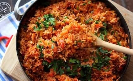 Local Dishes in Ghana - Top 10