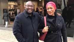 Samira Bawumia: 5 photos that show she is her husband's support system