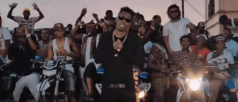 Shatta Wale shares a champion's philosophy