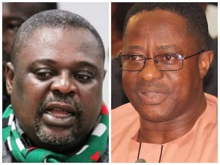 NDC Dep General Secretary alleges that there's confusion within the corridors of government