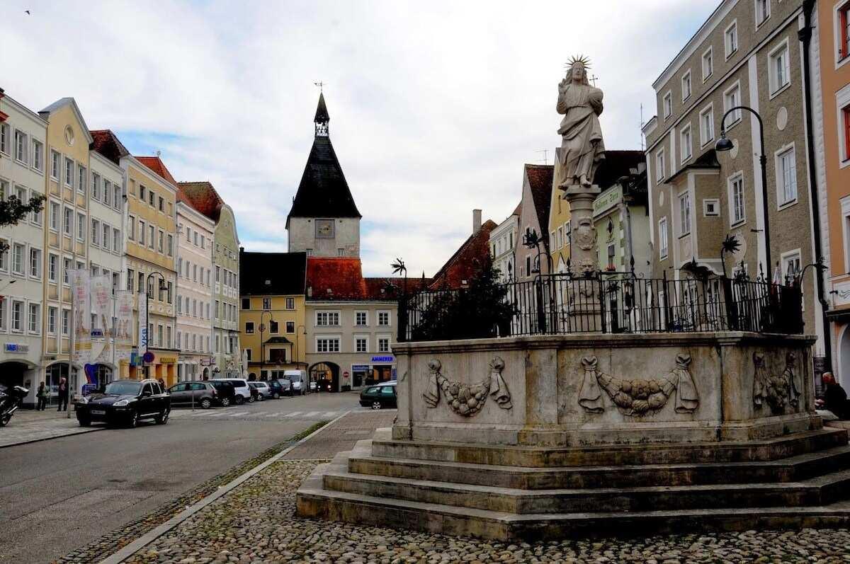 States in Austria List of popular cities in Austria list of names of cities in Austria states in Austria