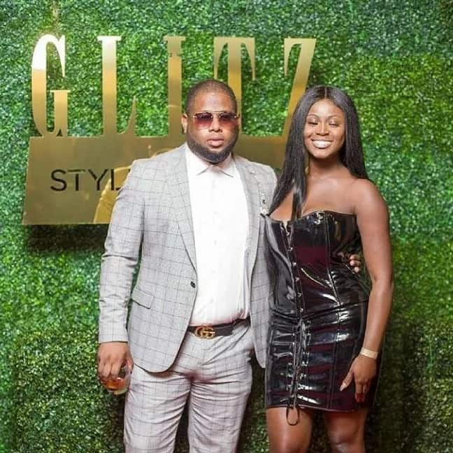D Black becomes highlight on the night of the Glitz Style Awards