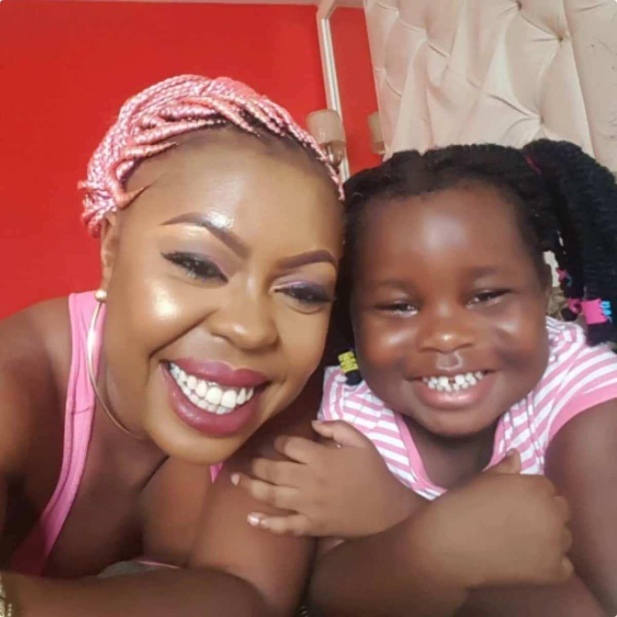 Afia Schwar's daughter thanks Ghanaians for voting for her mother