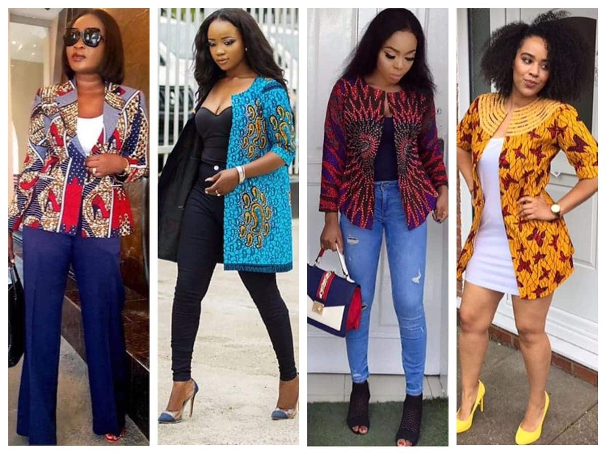 Unique And Trendy Ankara Styles For Ladies 2018 Yencomgh