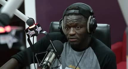 Saani Daara is a liar; GFA never solidarised with me - Muntari