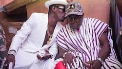 Shatta Wale's father to launch 'tough war' on Prophet E.K. Mensah and others