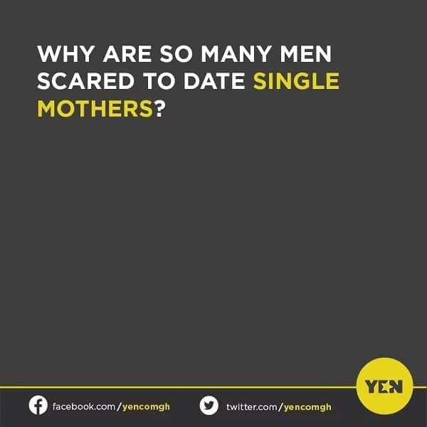 Ghanaian men share their reasons why they will not date single mothers