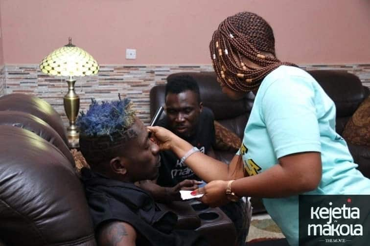 Shatta Wale's latest movie out in May