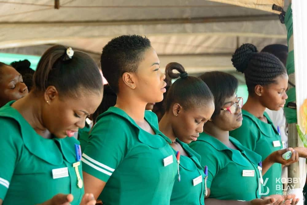 Image result for Berekum Nurses' Training College admission requirement cut off points