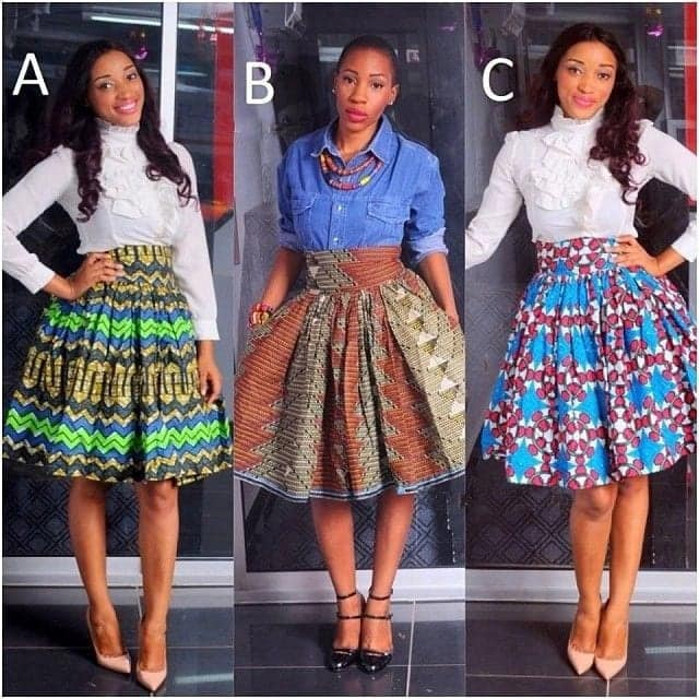 african print dresses 2018