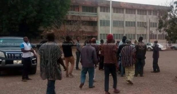 Five NPP youth arrested