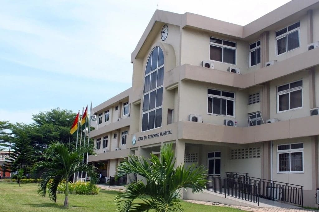 List of private hospitals in Ghana