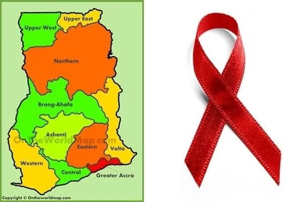Rate of HIV infections increases in Ghana
