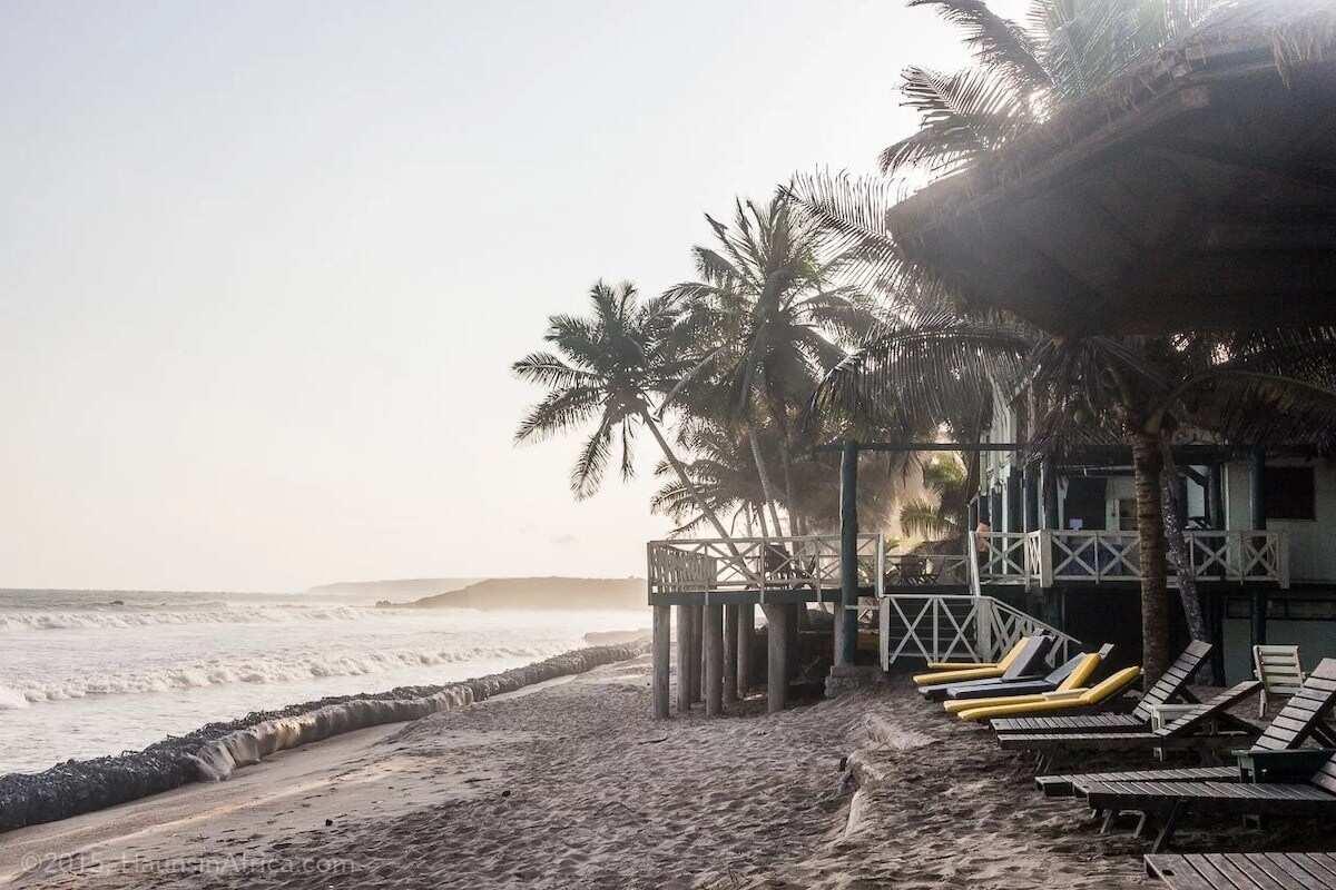 beaches in Accra 2018