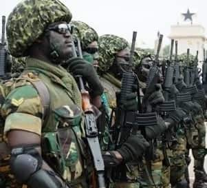 Soldiers allegedly attack policeman in Kumasi