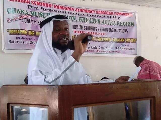 Serious men don't do music – Sheikh Amin Bonsu