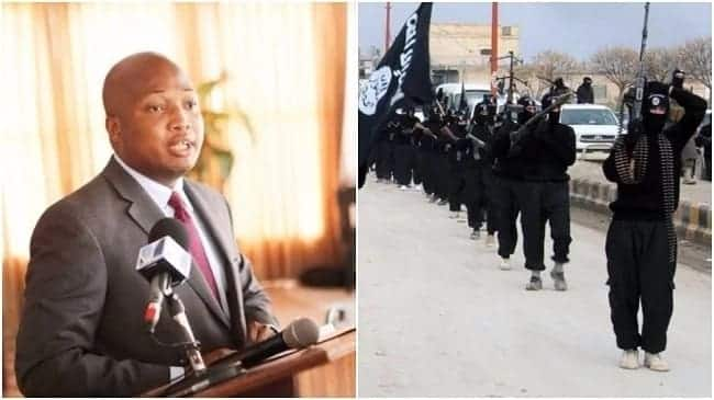 NDC MPs reveal shocking number of Ghanaians who have join ISIS fighters