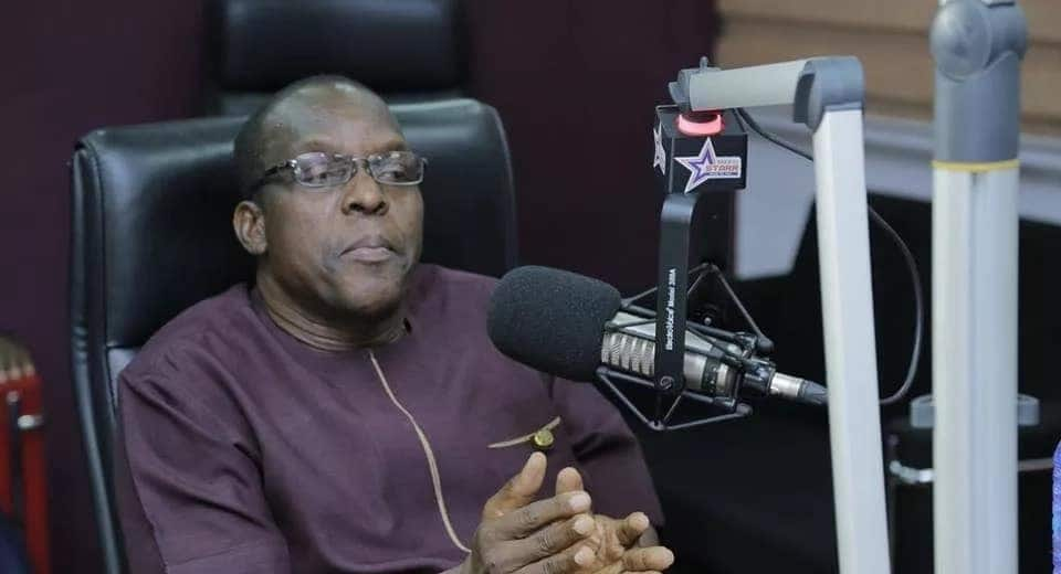 They're digging dirt on me- Alban Bagbin