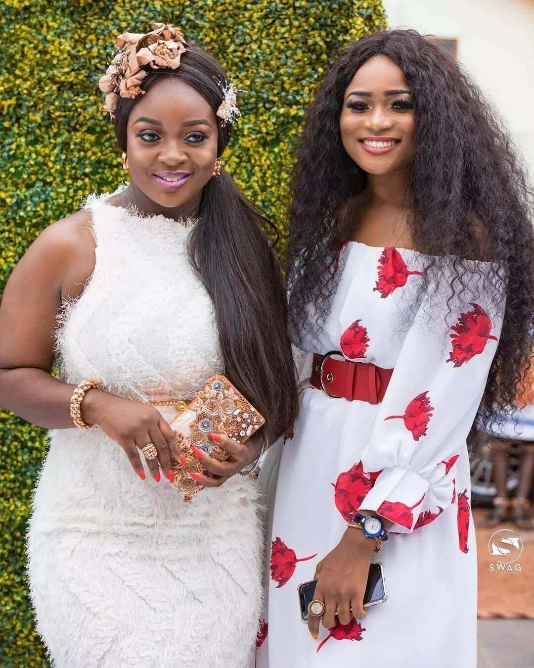 Jackie Appiah and Christabel Ekeh