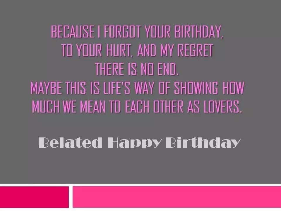 late birthday wishes, belated birthday wishes for best friend female, funny late birthday wishes
