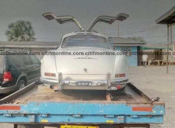I blew the cover of $3.2m luxury car owner – Ketu South MCE