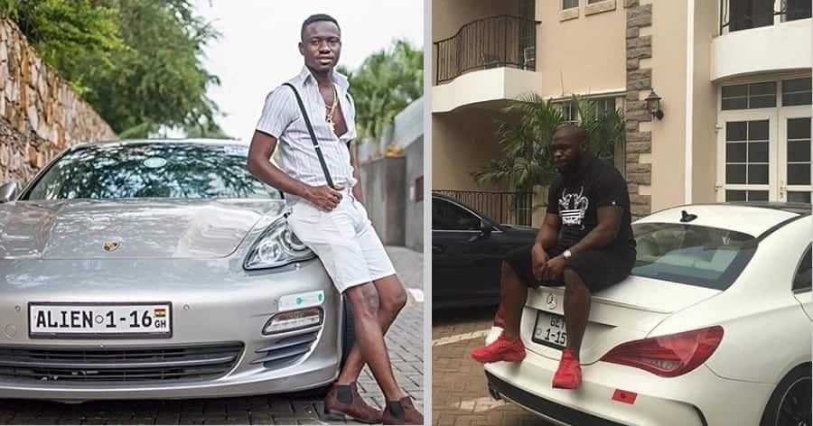 8 young Ghanaian billionaires social media suspects them to be 'fraud boys'