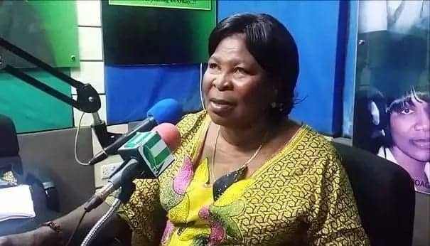 Akua Donkor starts her 2020 campaign as poster and manifesto photo pops up
