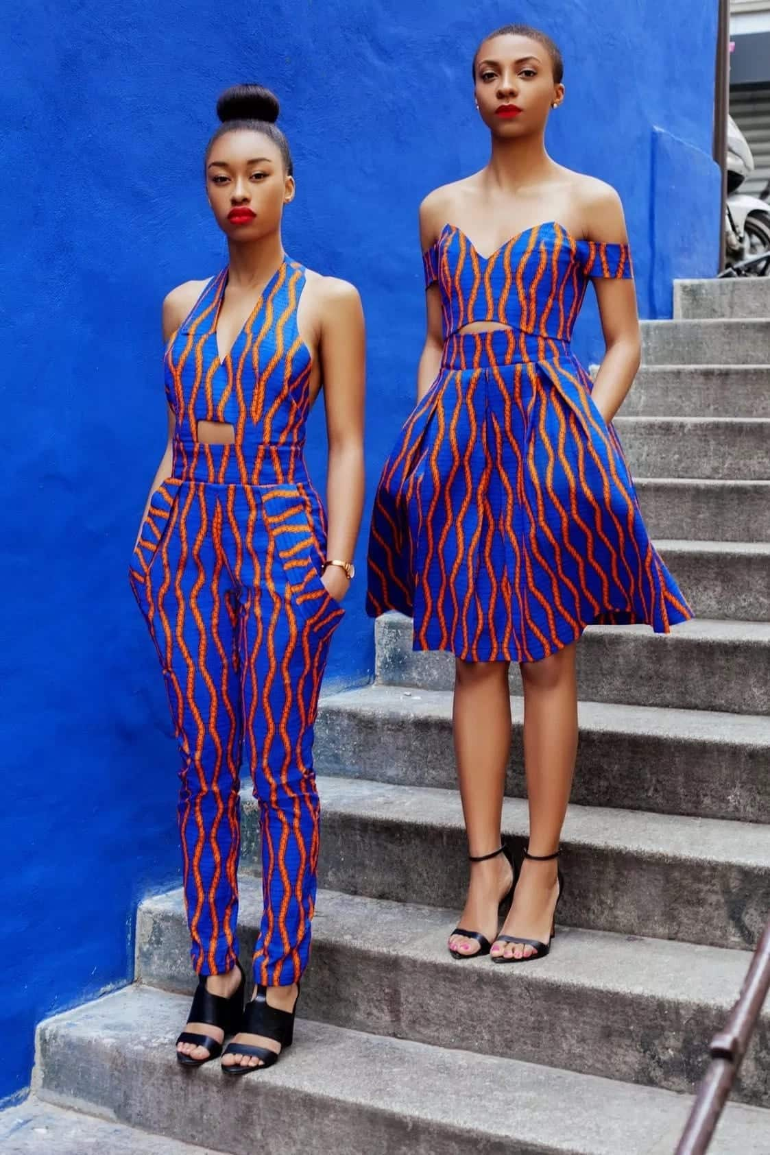 african print styles for couples, african print styles, couples african wear