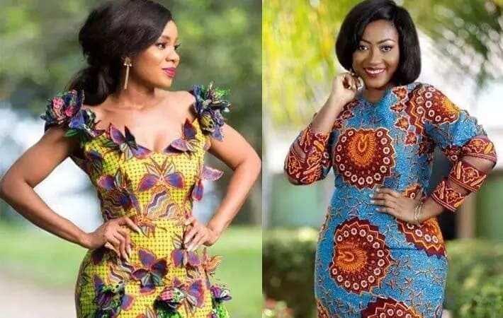 7a953eeb4ad036 Modern African wear for ladies in Ghana 2019 ▷ YEN.COM.GH