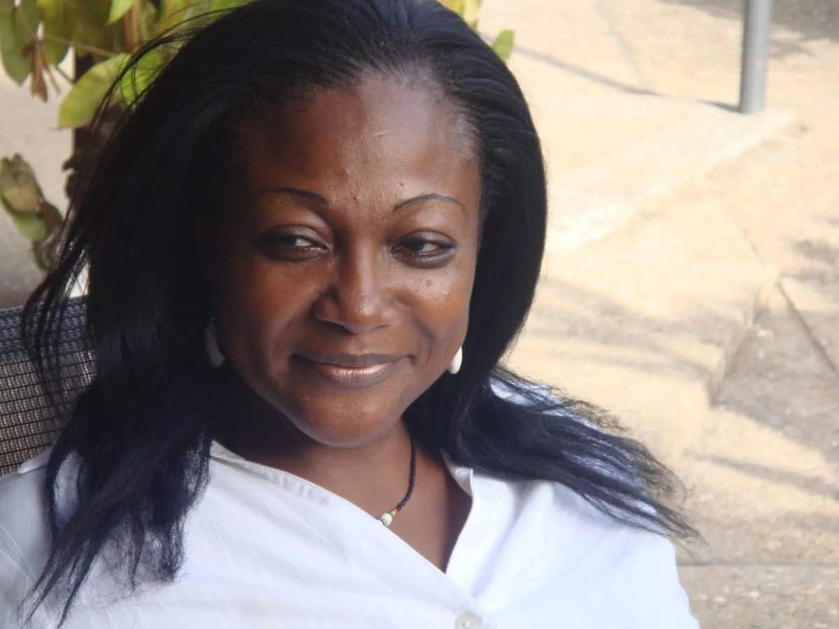 11 facts about Otiko Djaba that will explain her beauty and relationship with former President Mahama