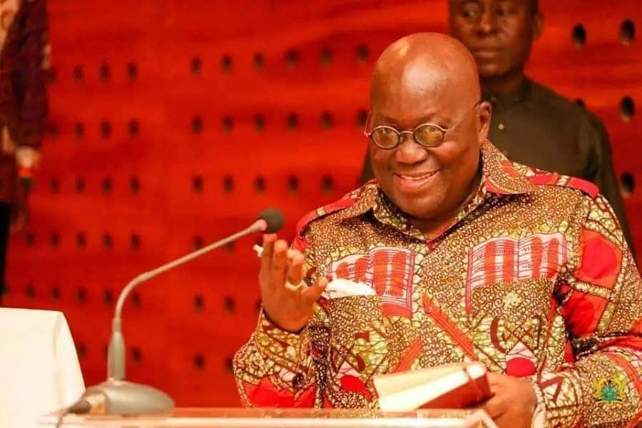Akufo-Addo creates 38 new districts