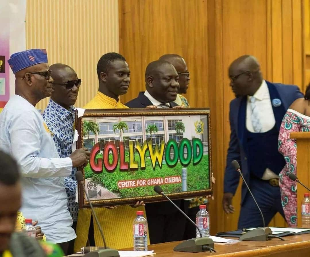 Ghana Movie Industry rebrands under new name 'Gollywood'