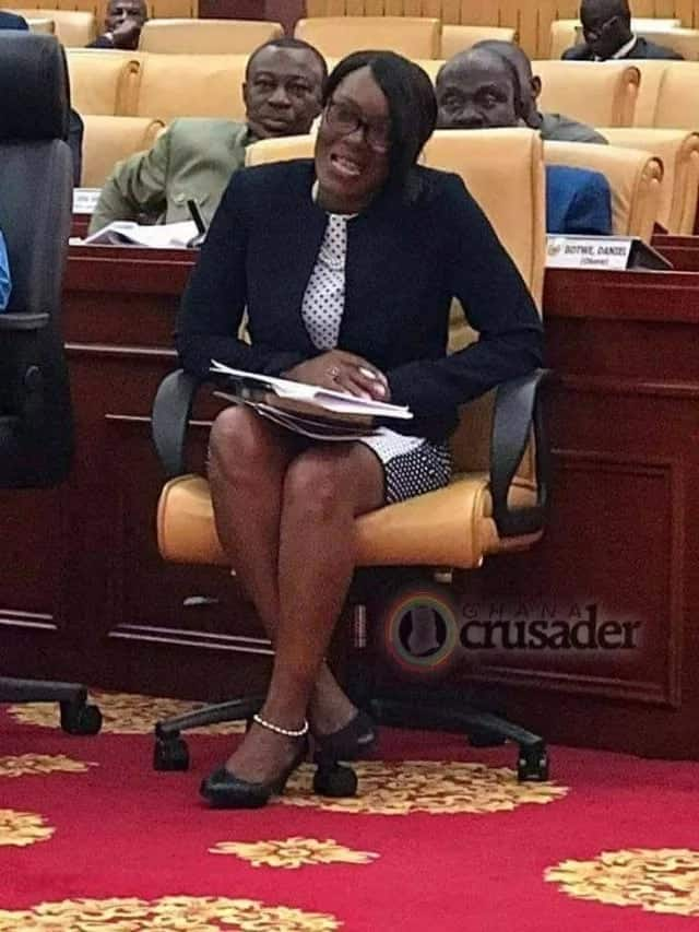 Attorney General and Minister of Justice, Gloria Akuffo