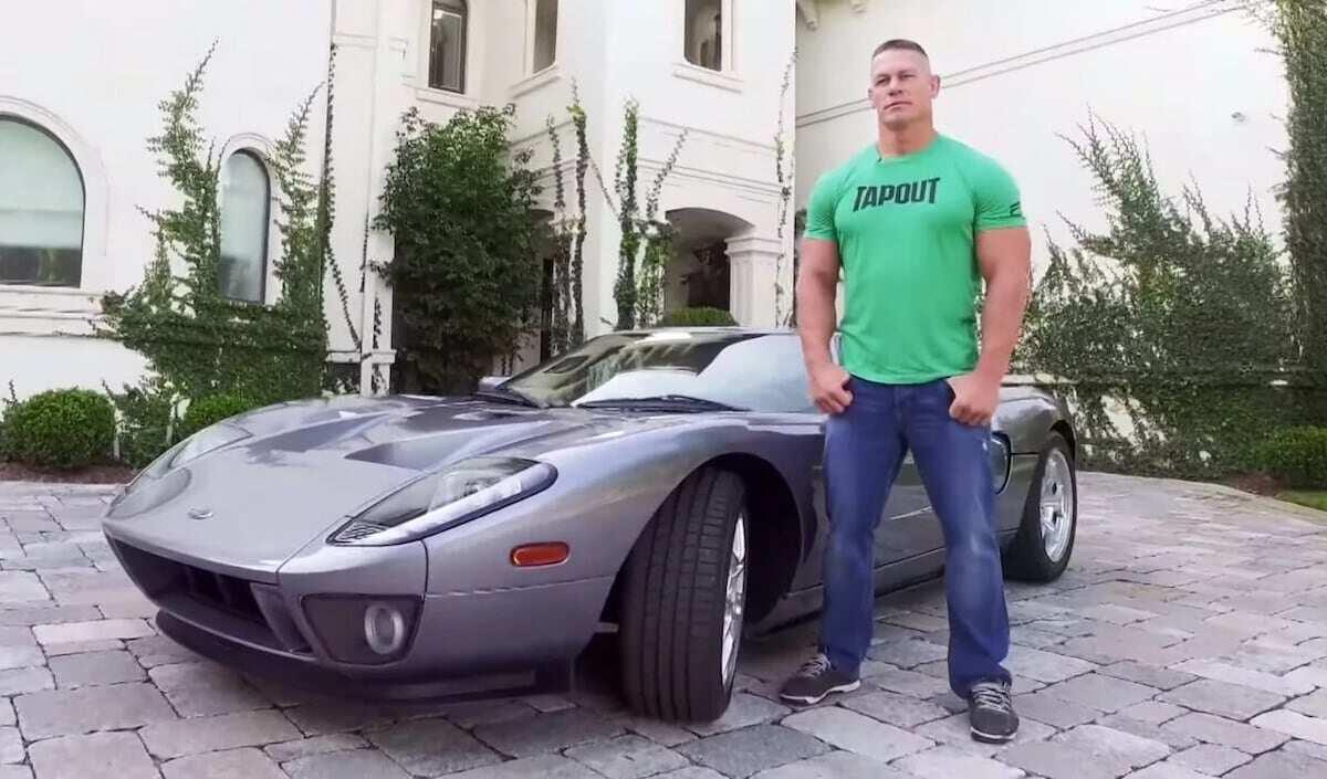 John Cena net worth 2018