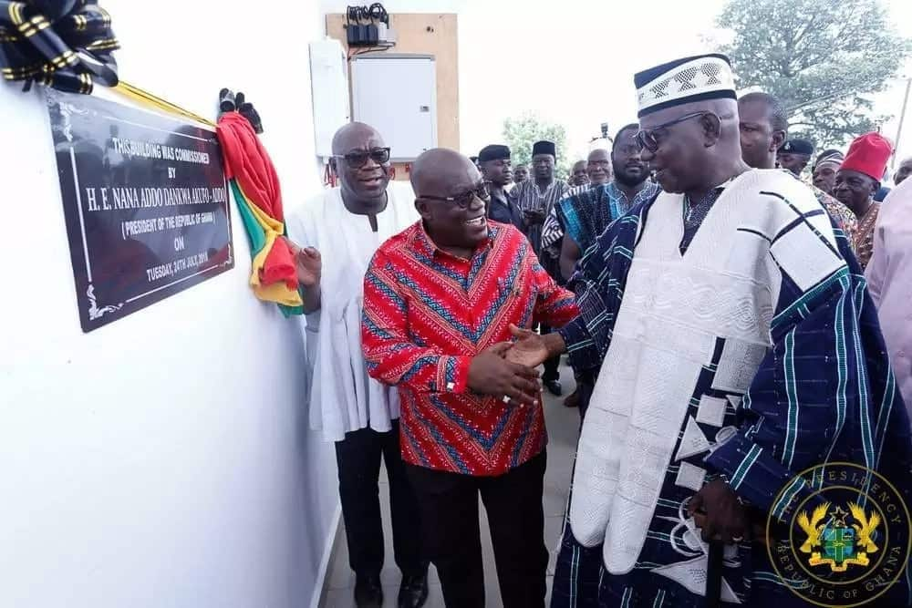 Nana Addo ends three-day tour of the Northern regions