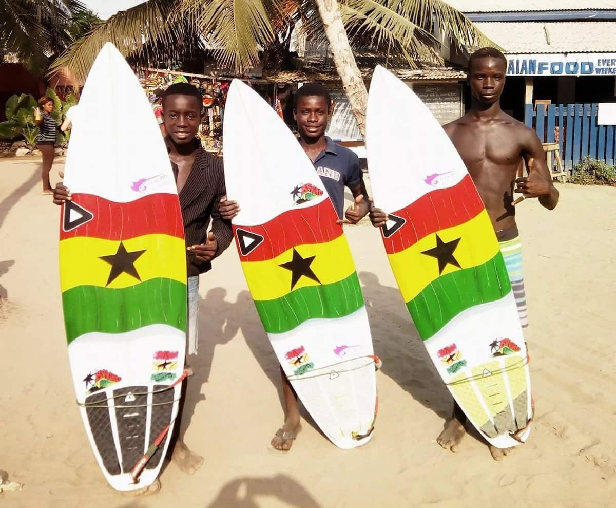 How to get scholarships in Ghana? A case of the Ghanaian 'Water Bicycle' inventor