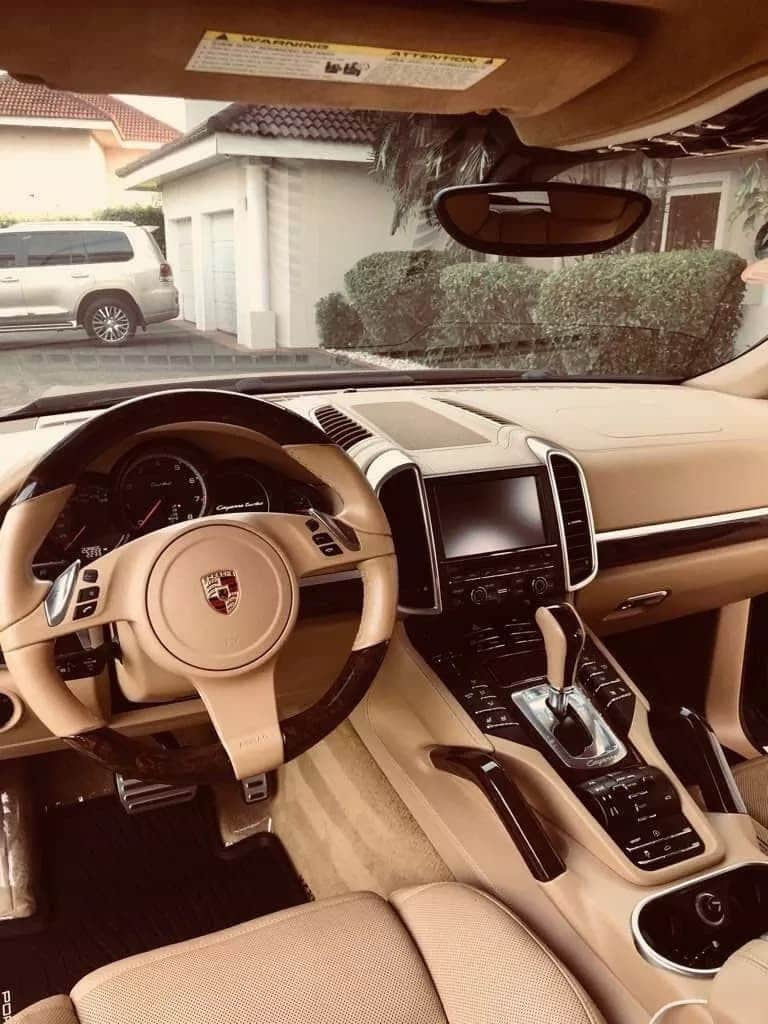 Fred Nuamah buys GHC970,000 Porsche car for his wife